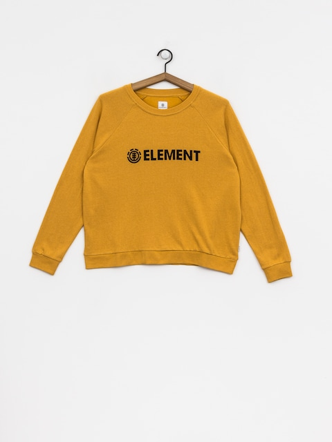 Bluza Element Tree Logo Crew Wmn (gold)