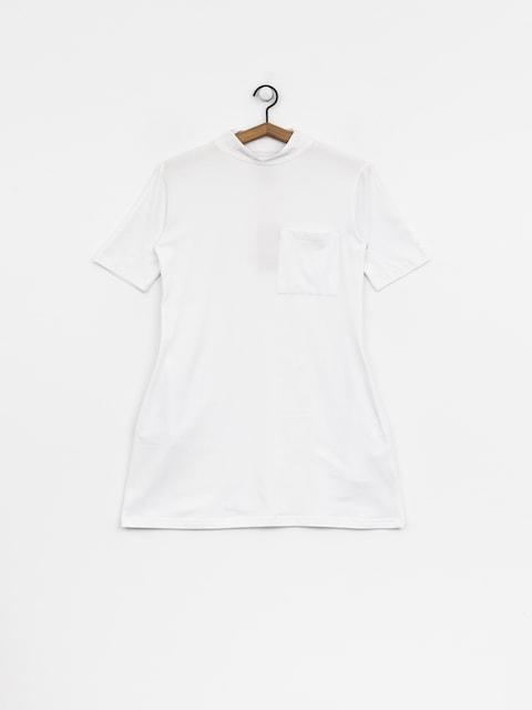 Sukienka The Hive White Pocket Dress Wmn