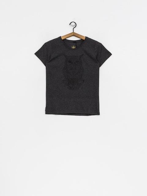T-shirt Majesty Owl Lady Wmn