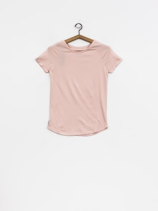 T-shirt Majesty Velvet Lady Wmn (powder pink)