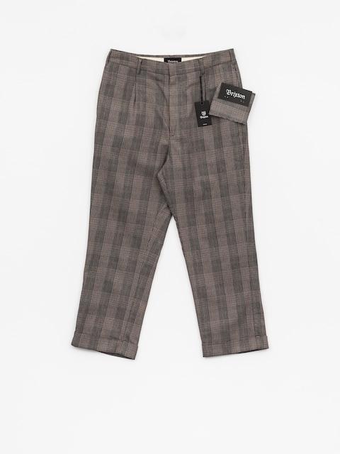 Spodnie Brixton Regent Trouser (grey plaid)