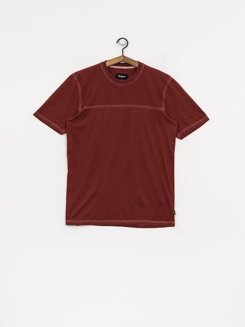 T-shirt Brixton Bismark (brick)