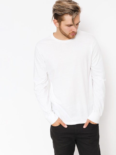 Longsleeve Brixton Vela Prem (white)