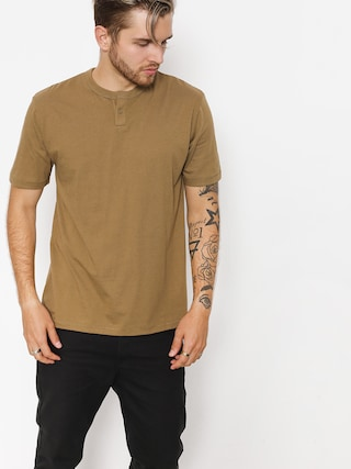 T-shirt Brixton Basic Prem (dusty olive)