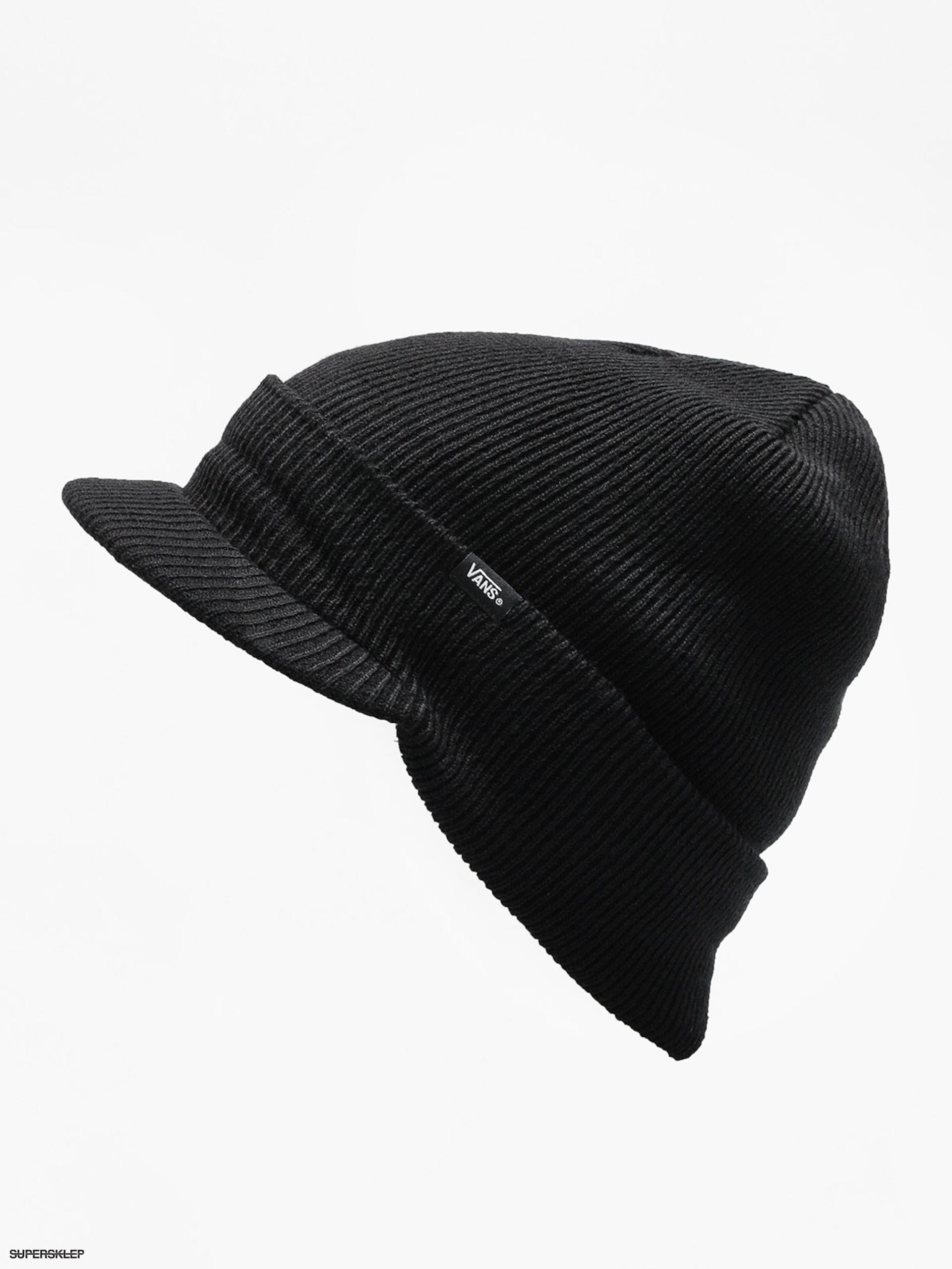 6a2152e49df36 Czapka zimowa Vans Visor Cuff (black)