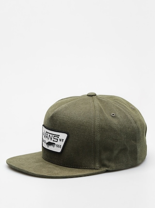 Czapka z daszkiem Vans Full Patch Snapback ZD (grape leaf heather)