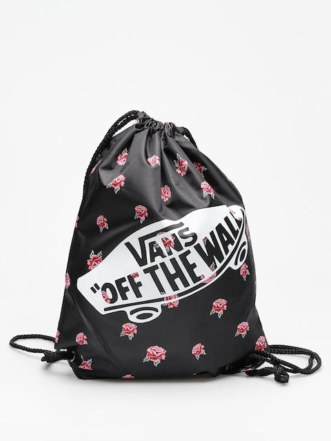 Plecak Vans Benched Bag Wmn (black rose)