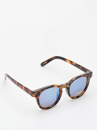 Okulary przeciwsłoneczne Vans Wellborn II Shades (cheetah tortoise/royal blue mirror)