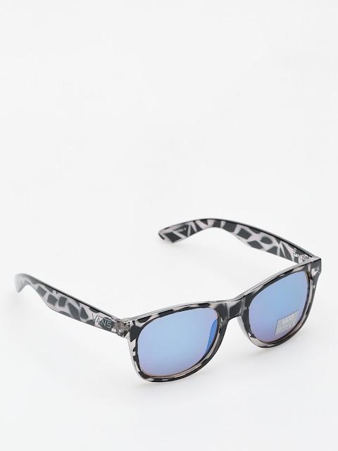 Okulary przeciwsłoneczne Vans Spicoli 4 Shades (black tortoise/blue)