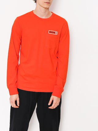 Longsleeve Brixton Baldwin Pkt (orange)
