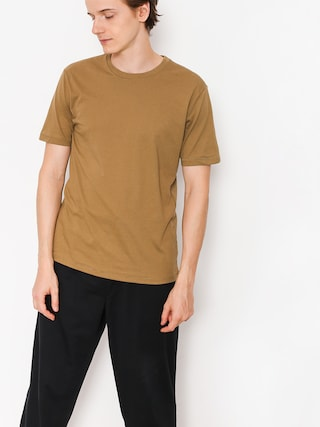T-shirt Brixton Basic (dusty olive)