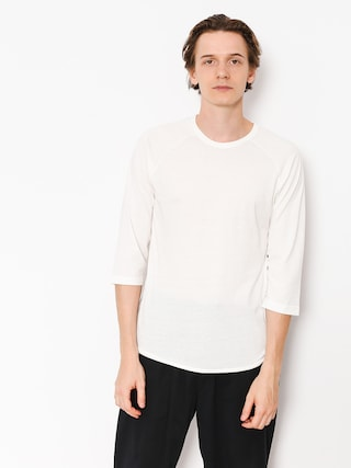 Koszulka Brixton Basic 3I4 Baseball (off white)