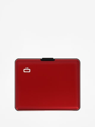 Portfel Ogon Designs Big Stockholm (red)