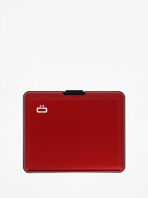 Portfel Ogon Designs Big Stockholm (red)