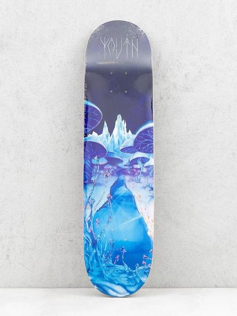 Deck Youth Skateboards Mushrooms