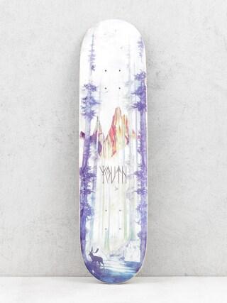 Deck Youth Skateboards Forrest (blue)