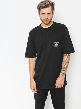 T-shirt Quiksilver Original Check Pt (tarmac)