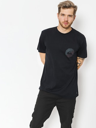 T-shirt Quiksilver Shook Up (black)