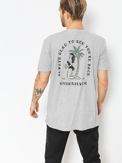 T-shirt Quiksilver Glady Our E Back