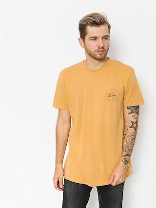 T-shirt Quiksilver Rising Giant (taffy)