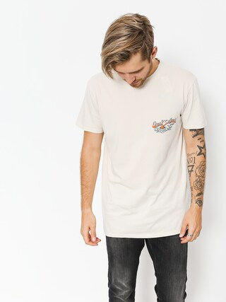 T-shirt Quiksilver Hot Sake (oatmeal)