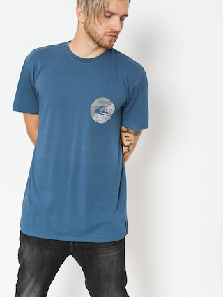 T-shirt Quiksilver Shook Up (dark denim)
