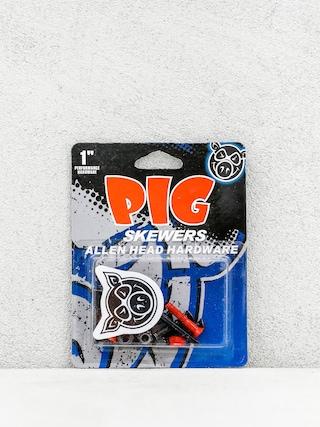 Montażówki Pig 1'' Hex