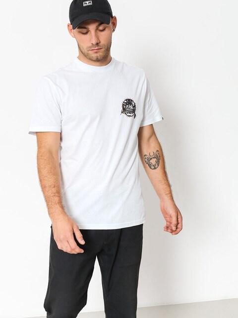 T-shirt Vans Pushing Up Daisies (white)