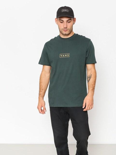 T-shirt Vans Easy Box (darkest spruce)