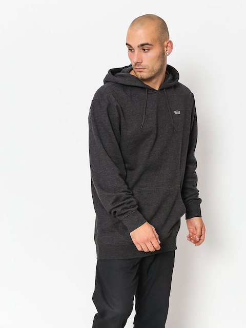 Bluza z kapturem Vans Basic HD (black heather)