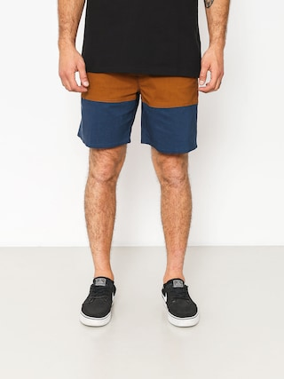 Szorty Brixton Convoy Trunk (washed navy/copper)