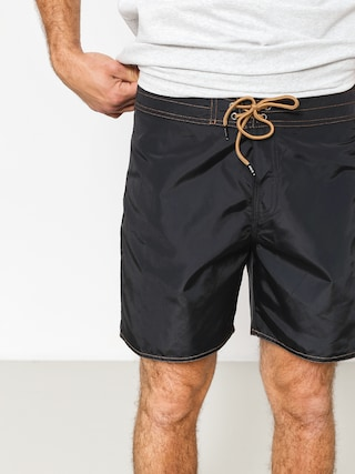 Szorty Brixton Bering II Trunk (black/copper)
