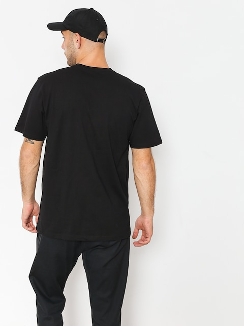 T-shirt Carhartt WIP College (black/white)