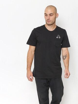 T-shirt adidas Skt Pckt (black/white)