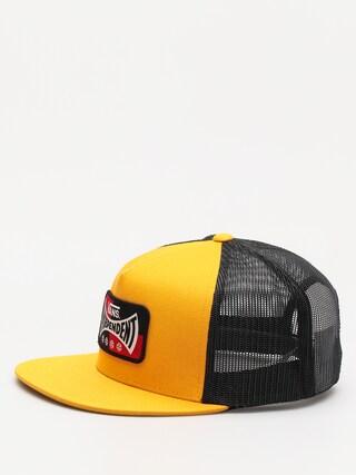 Czapka z daszkiem Vans X Independent Snapback ZD (sunflower)