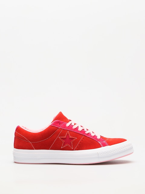 Trampki Converse One Star Ox (enamel red/pink pop)