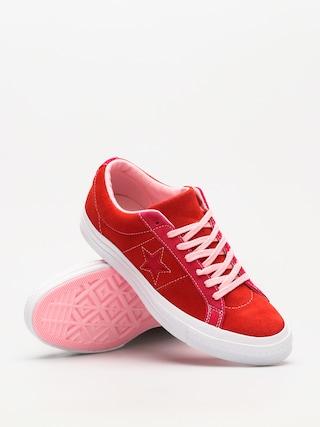 Trampki Converse One Star Ox (enamel red/pink pop)