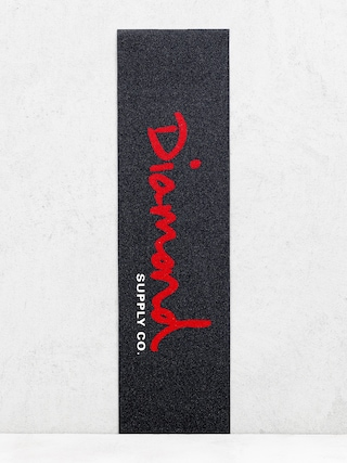 Papier Diamond Supply Co. Og Script (red)