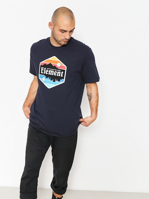 T-shirt Element Dusk