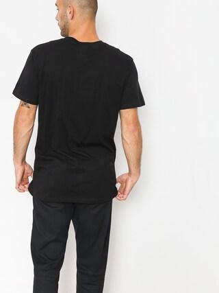 T-shirt DC Square Star (black)