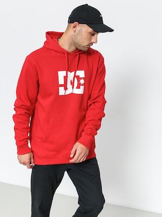 Bluza z kapturem DC Star HD (tango red)