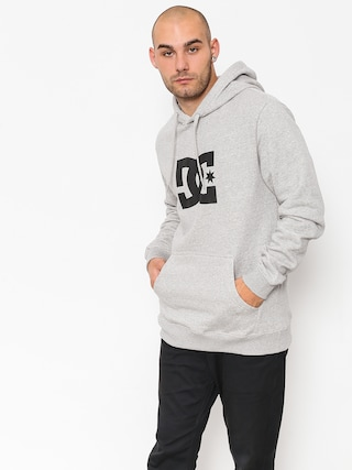 Bluza z kapturem DC Star HD (grey heather)