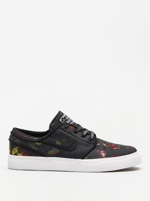 Buty Nike SB Zoom Sb Stefan Janoski Canvas (multi color/black white gum light brown)