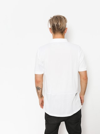 Polo Nike SB Sb Dri Fit Pique (white)