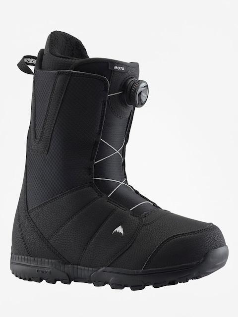 Buty snowboardowe Burton Moto Boa (black)