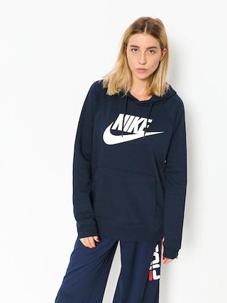 Bluza Nike Sportswear Rally Wmn (obsidian/obsidian/white)