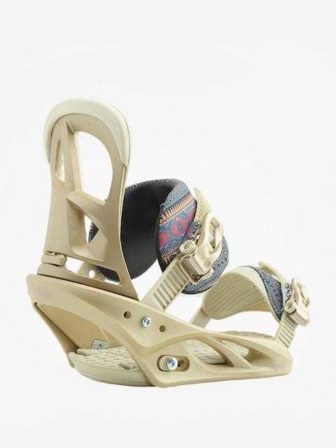 Wiązania snowboardowe Burton Scribe Wmn (dusty rose)