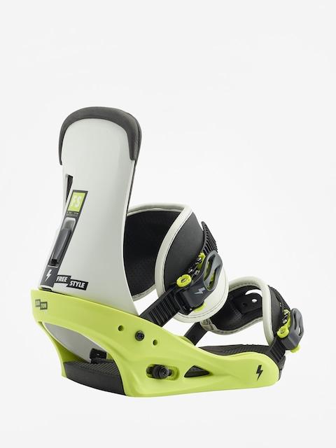 Wiązania snowboardowe Burton Freestyle (mtn dude green)