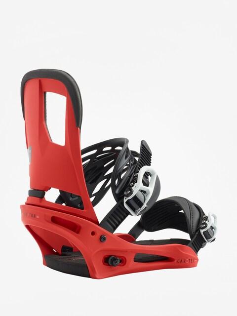 Wiązania snowboardowe Burton Cartel (red)