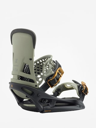Wiązania snowboardowe Burton Malavita Est (black/gray)